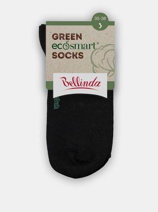 Dámské ponožky GREEN ECOSMART LADIES SOCKS - Dámské ponožky z bio bavlny - černá