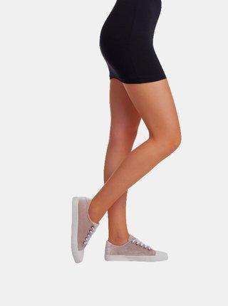 Punčochové kalhoty COOL 20 DEN - Módní punčochové kalhoty - amber