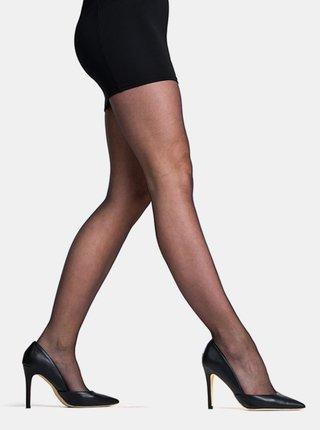 Dámské punčocháče FLY PANTYHOSE 15 DEN - Jemné strečové punčochové kalhoty - černá