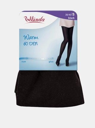 Dámské punčocháče WARM 60 DEN - Zimní punčochové kalhoty - vínová