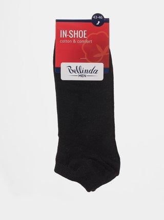 Pánské nízké ponožky IN-SHOE SOCKS - Krátké pánské ponožky - bílá