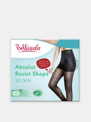 Punčochové kalhoty ABSOLUT RESIST SHAPE 20 DEN - Formující punčochové kalhoty, navíc nepouští oka - almond