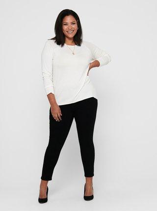 Biele tričko ONLY CARMAKOMA Lady