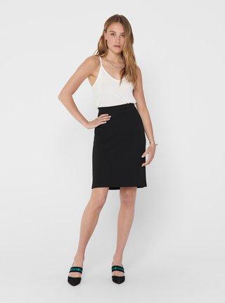 Černá pouzdrová sukně ONLY Tina