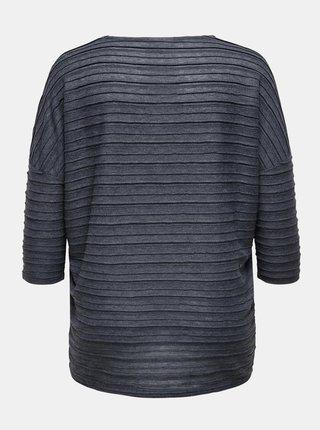 Tmavomodré tričko ONLY CARMAKOMA Melly