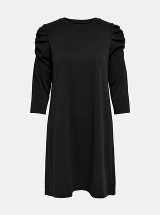 Čierne šaty ONLY Viola