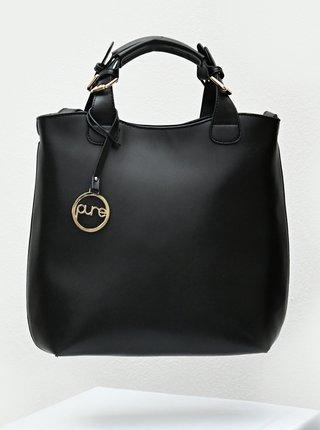 Čierna kabelka Pure London