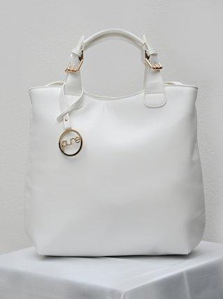 Biela kabelka Pure London