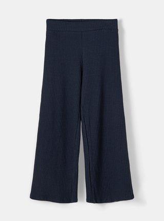 Tmavě modré holčičí kalhoty name it Birka