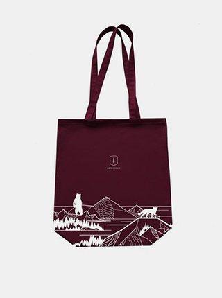 Plátěná taška Bordo Fogrock Fabric Handbag BeWooden