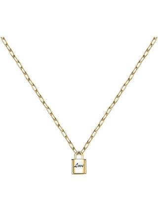 Dámský náhrdelník ve zlaté barvě La Petite Story