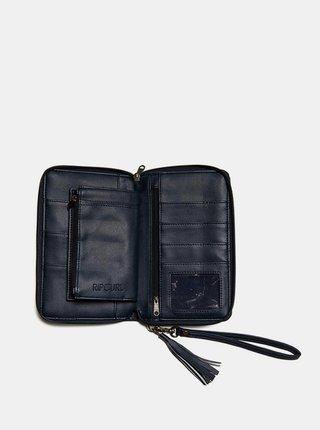Rip Curl COASTAL TIDES BONE dámská značková peněženka - modrá