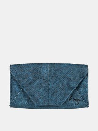 Roxy WRITE A SONG DRESS BLUES dámská značková peněženka - modrá