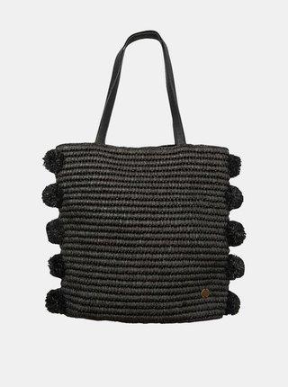 Billabong PALMS UP black plážová taška - černá