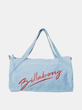 Billabong BREAK OF DAWN WEEKEN indigo taška přes rameno - modrá