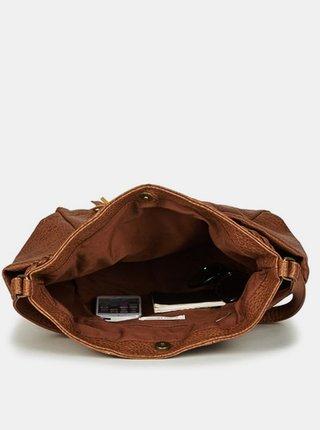 Billabong MELROSE brown taška přes rameno - hnědá