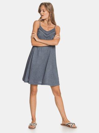 Tmavě modré šaty Roxy