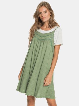 Zelené šaty Roxy