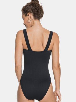 Černé jednodílné plavky Roxy