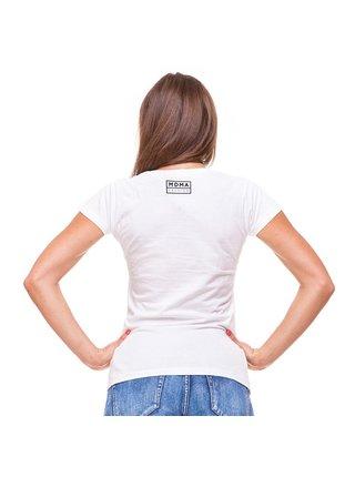 Tričká s krátkym rukávom pre ženy MDMA Fashion