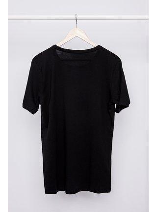 Černé tričko MIAMI s potiskem MDMA FASHION