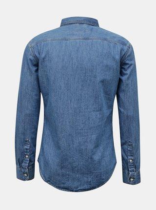 Modrá pánska rifľová košeľa Levi's® Sunset