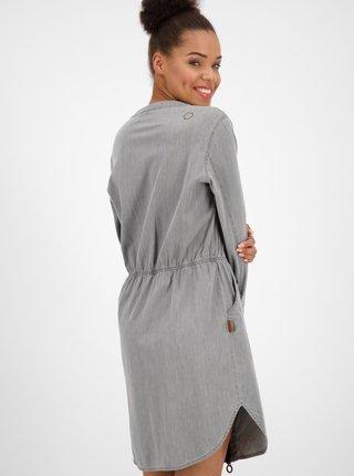 Šaty na denné nosenie pre ženy Alife and Kickin - sivá