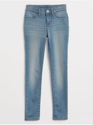 Modré holčičí džíny GAP Jegging