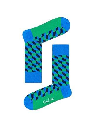 Ponožky Happy Socks Filled Optic Sock