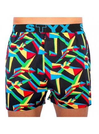 Pánské trenky Styx art sportovní guma triangular