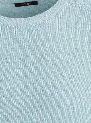 Svetlomodrý sveter Jack & Jones