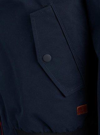 Tmavě modrá bunda Jack & Jones Carman
