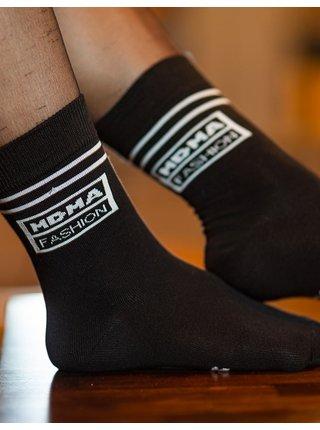Černé ponožky Sniff