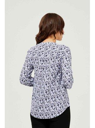 Moodo košeľa s drobným vzorom