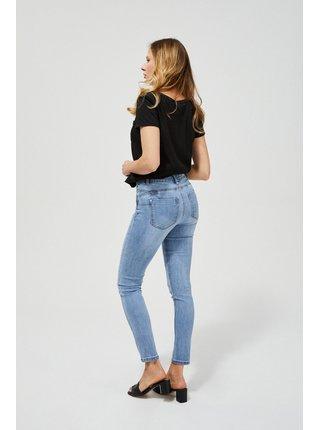 Moodo modré džínsy