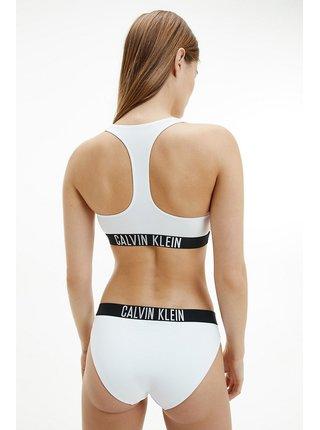Calvin Klein biele spodný diel plaviek Classic Bikini
