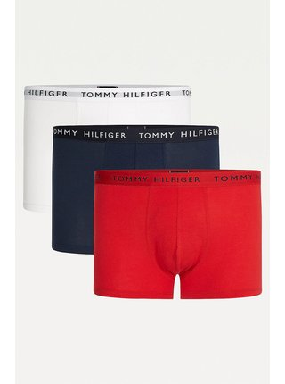 Tommy Hilfiger barevný 3 pack boxerek 3P Trunk