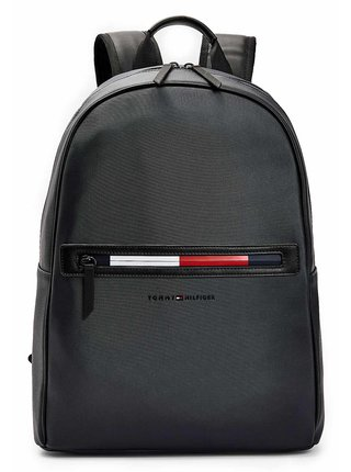 Tommy Hilfiger modré ruksak Essential PQ Backpack