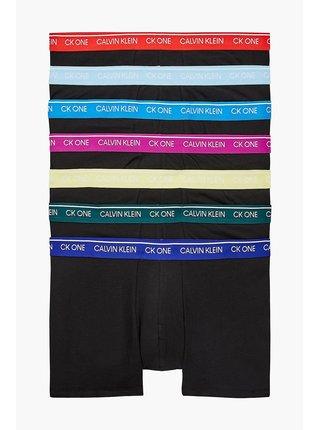 Calvin Klein čierne boxeriek Trunk