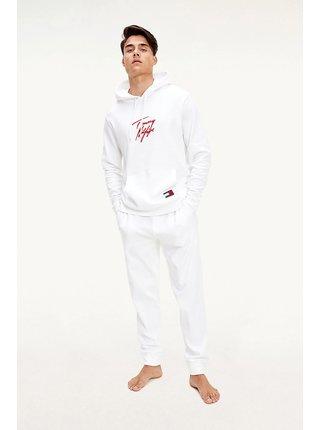 Tommy Hilfiger biele pánske tepláky Pants LWK
