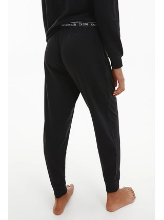 Calvin Klein čierne tepláky Jogger