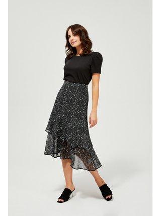 Moodo čierne sukňa