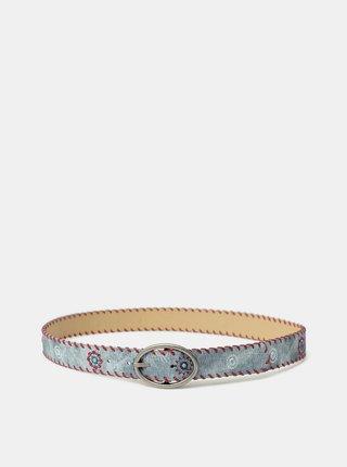 Desigual modrý pásek Belt Julietta Jeans