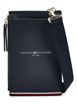 Tommy Hilfiger tmavomodrá malá taška Tommy Shopper Phone Wallet