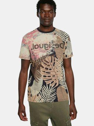 Desigual pánské tričko TS Castor