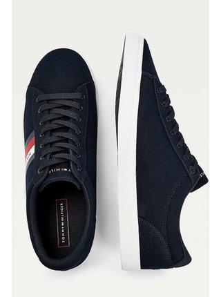 Tommy Hilfiger modré pánske tenisky Essential Stripes Detail Sneaker