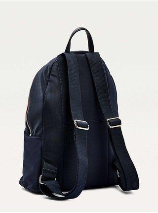 Tommy Hilfiger farebné ruksak Poppy Back Pack Soft Nylon Corporate Mix