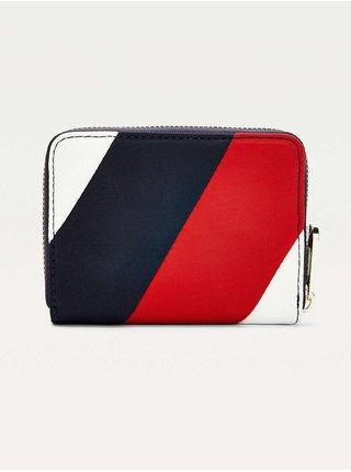 Tommy Hilfiger farebné peňaženka Poppy Med Za Corp Corporate Mix