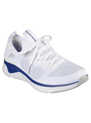 Skechers bílé pánské tenisky Solar Fuse Valedge
