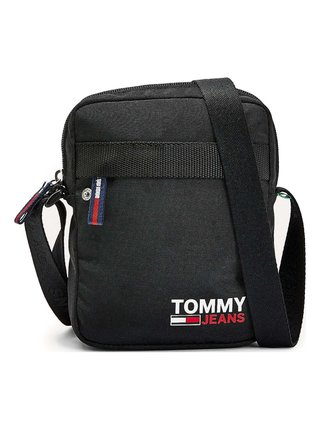 Tommy Hilfiger čierne pánska taška Campus Reporter